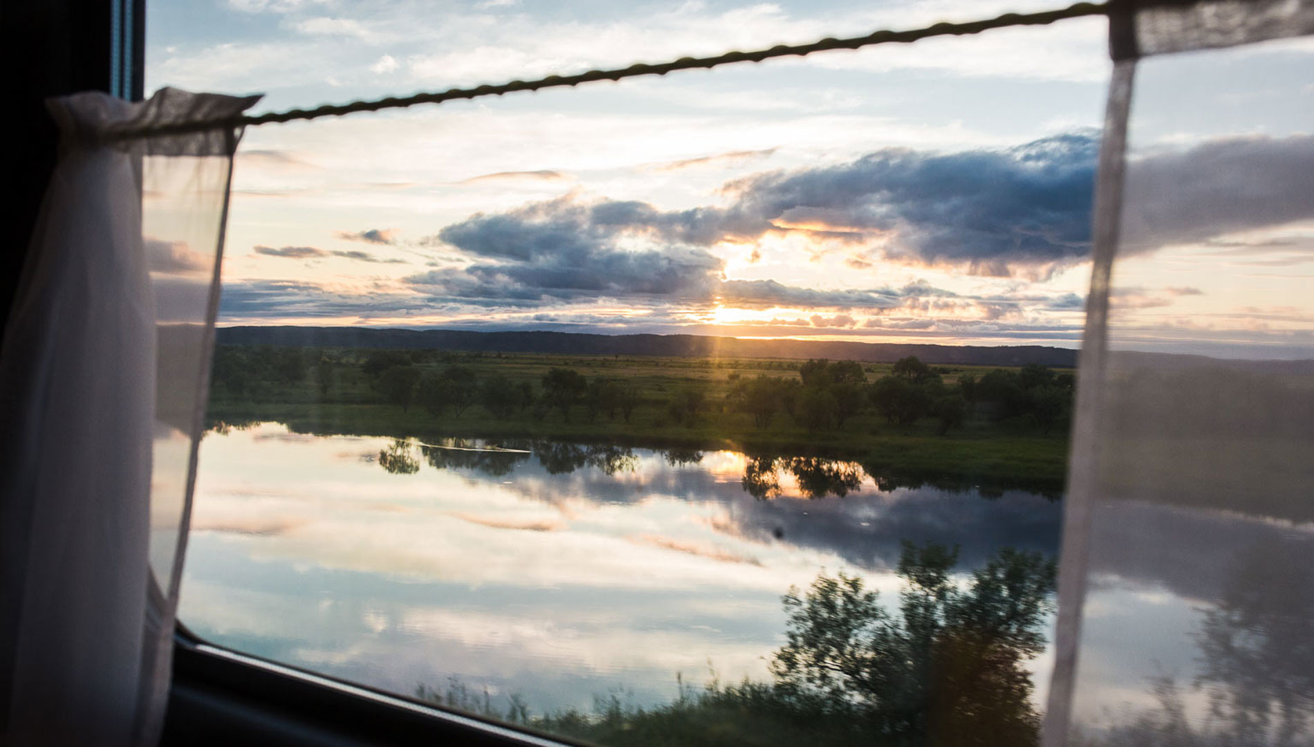 12 incredible images from a Trans-Siberian train window (PHOTOS) - Russia  Beyond