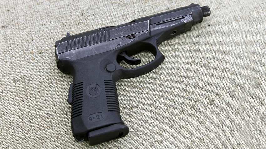 Пиштолот СР-1Мп