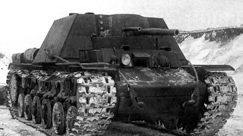 Eksperimentalni tenk KV-7