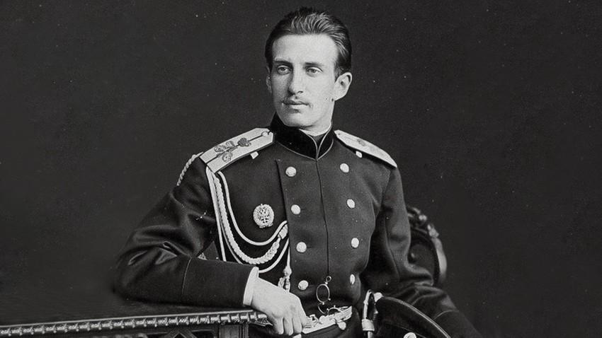 Großfürst Nikolaus Konstantinowitsch