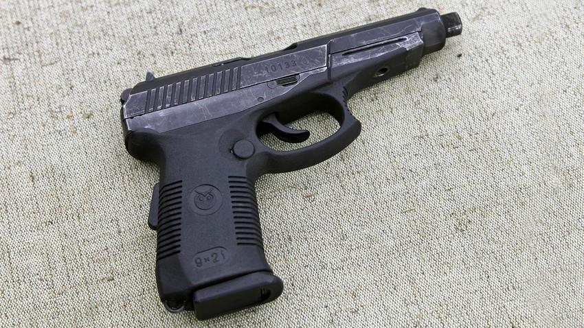 Pistola SR1MP