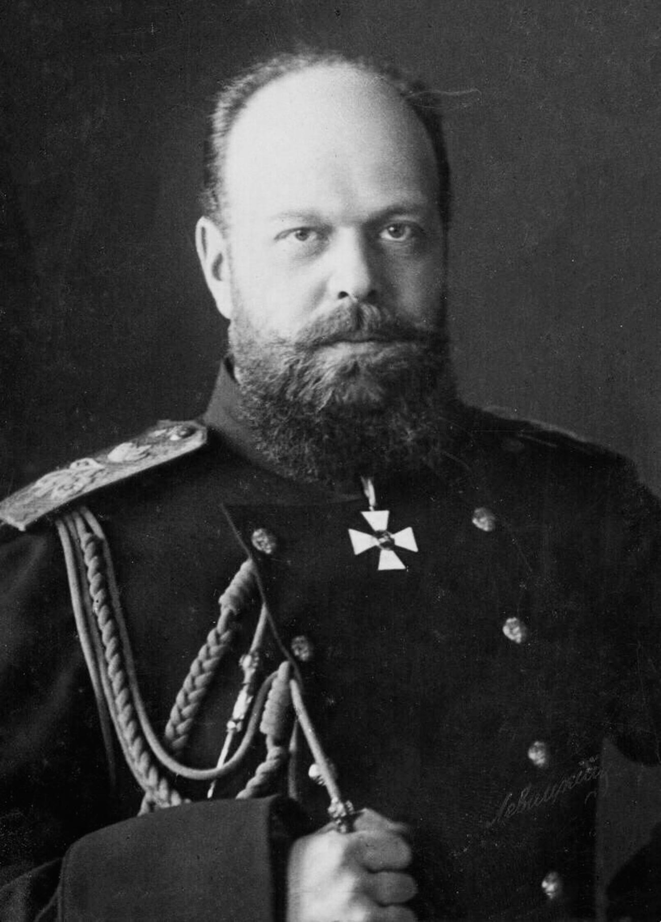 Руски император Александар III
