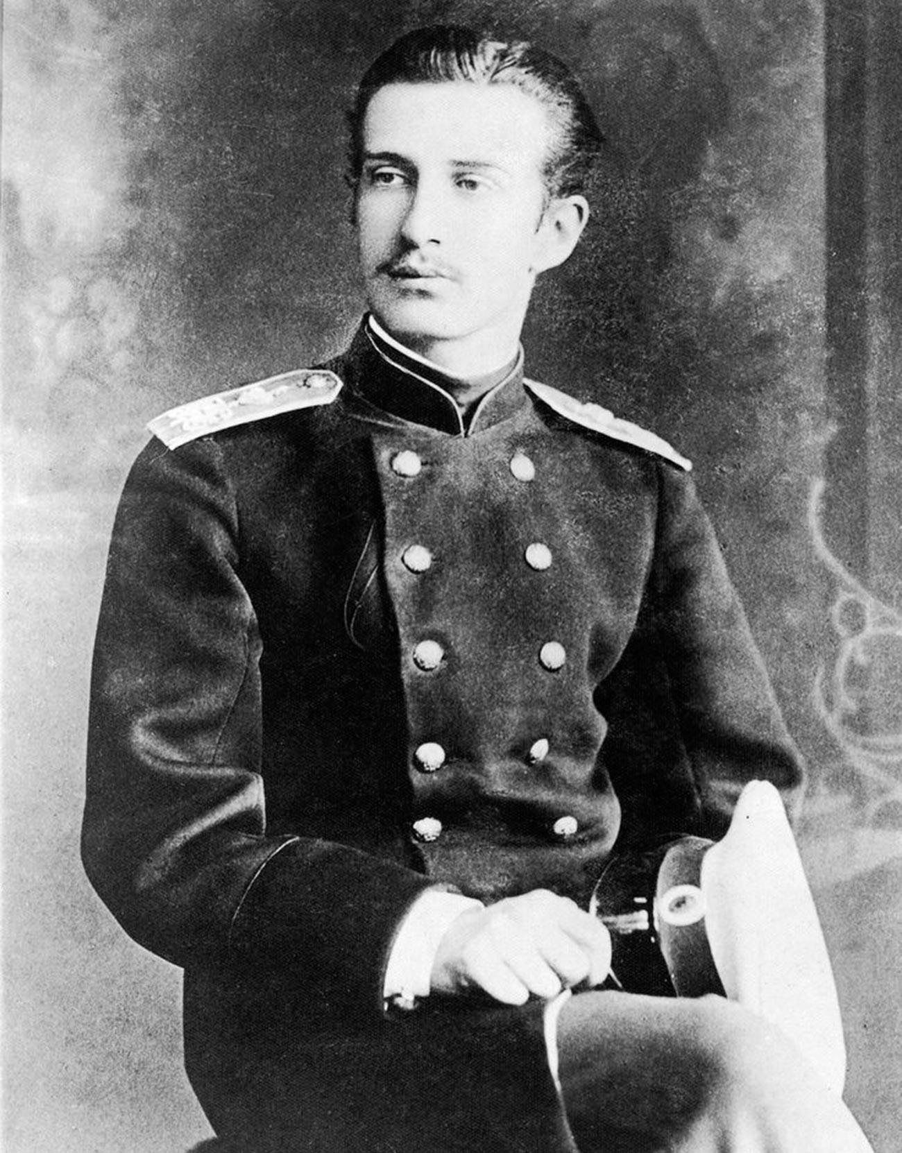 Grand Duke Nicholas Konstantinovich