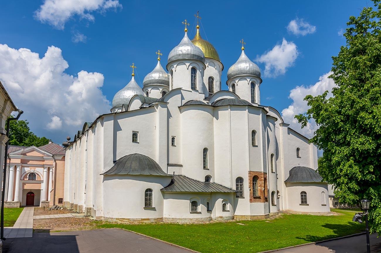 Cathedral of St. Sophia, Novgorod