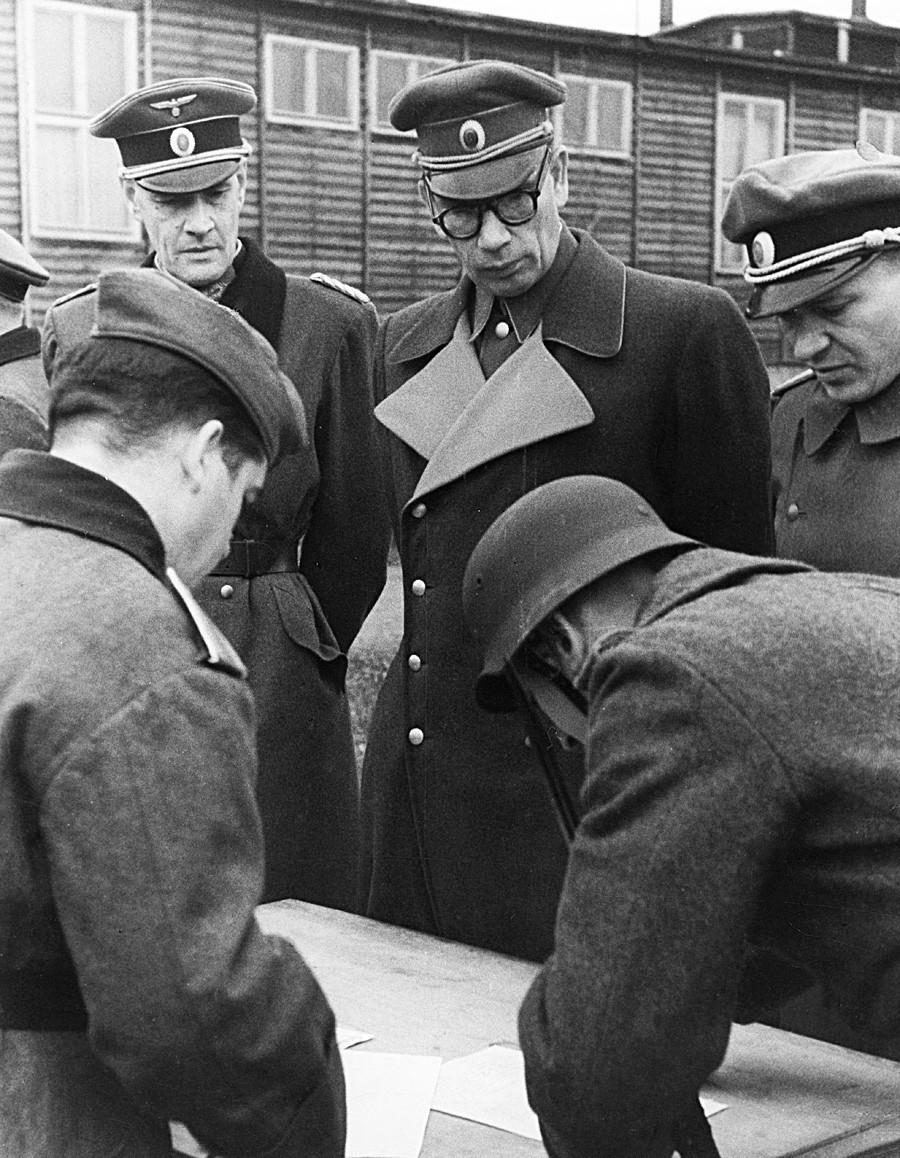 Andréi Vlásov en noviembre de 1944.
