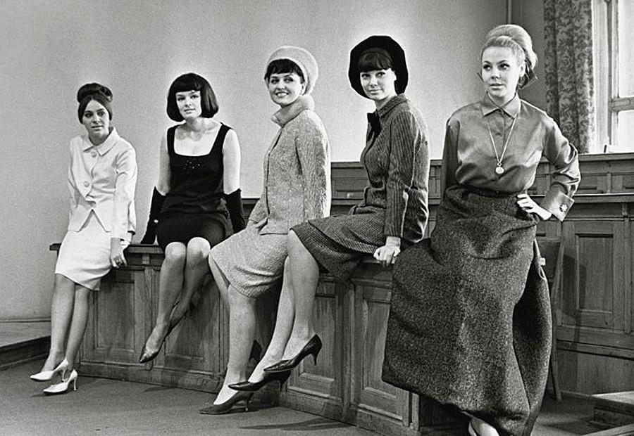 ソ連ファッションモデル会館
