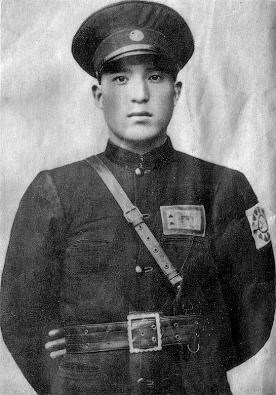 Ma Zhongying.