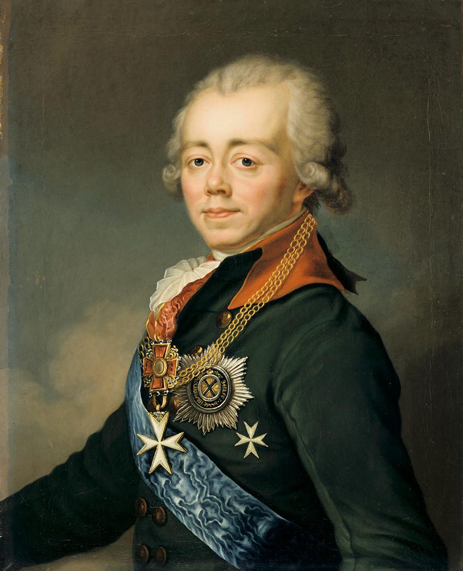 Zar Paul I.
