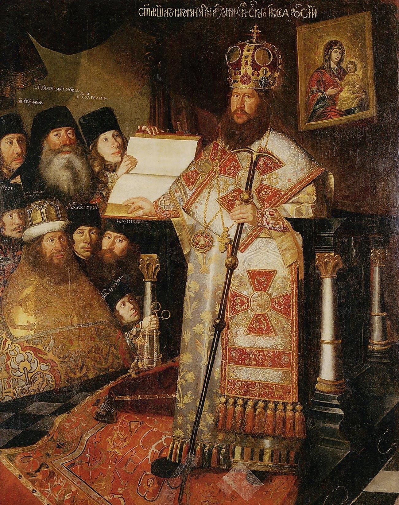 Le patriarche Nikon