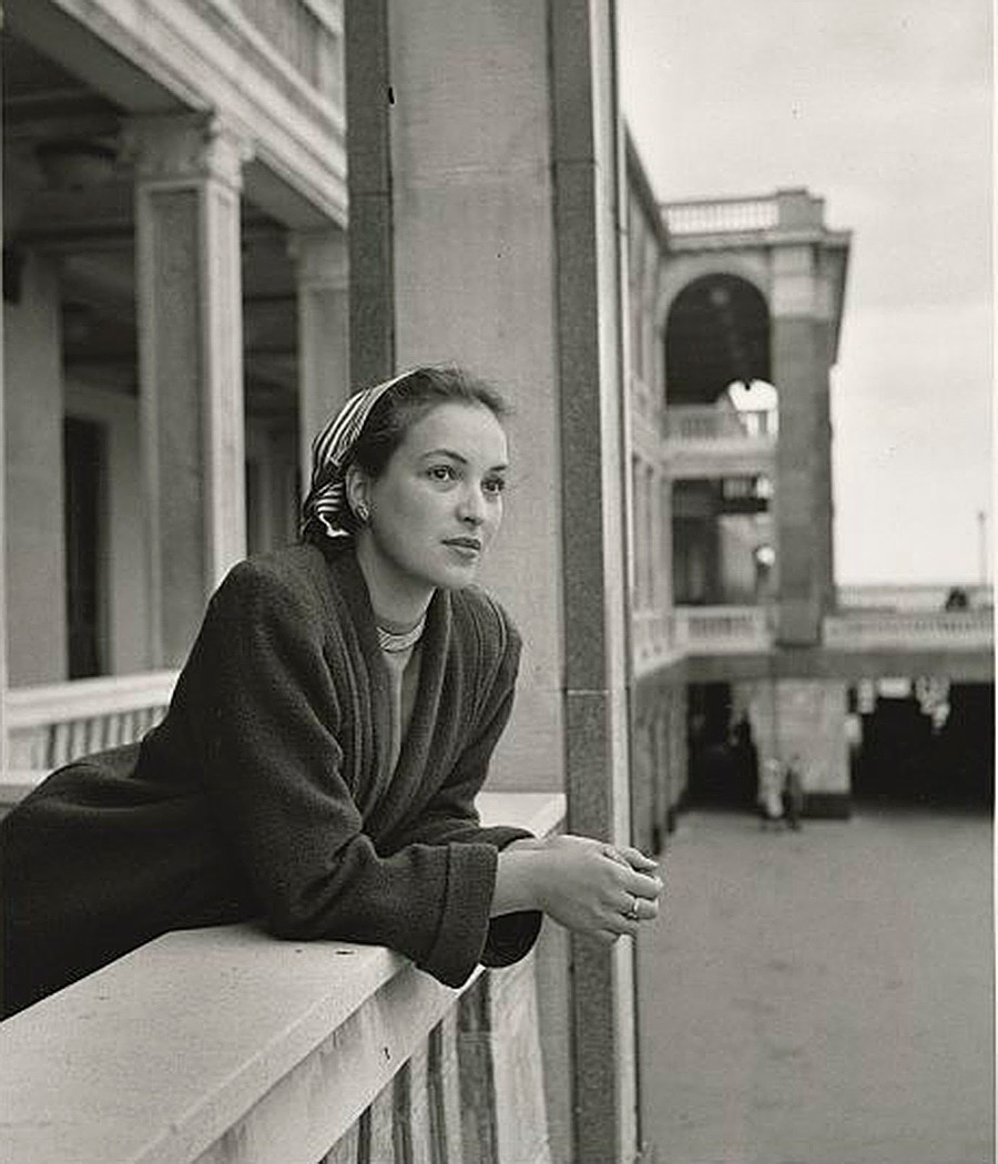 Sowjetische Schauspielerin Klara Lutschko
