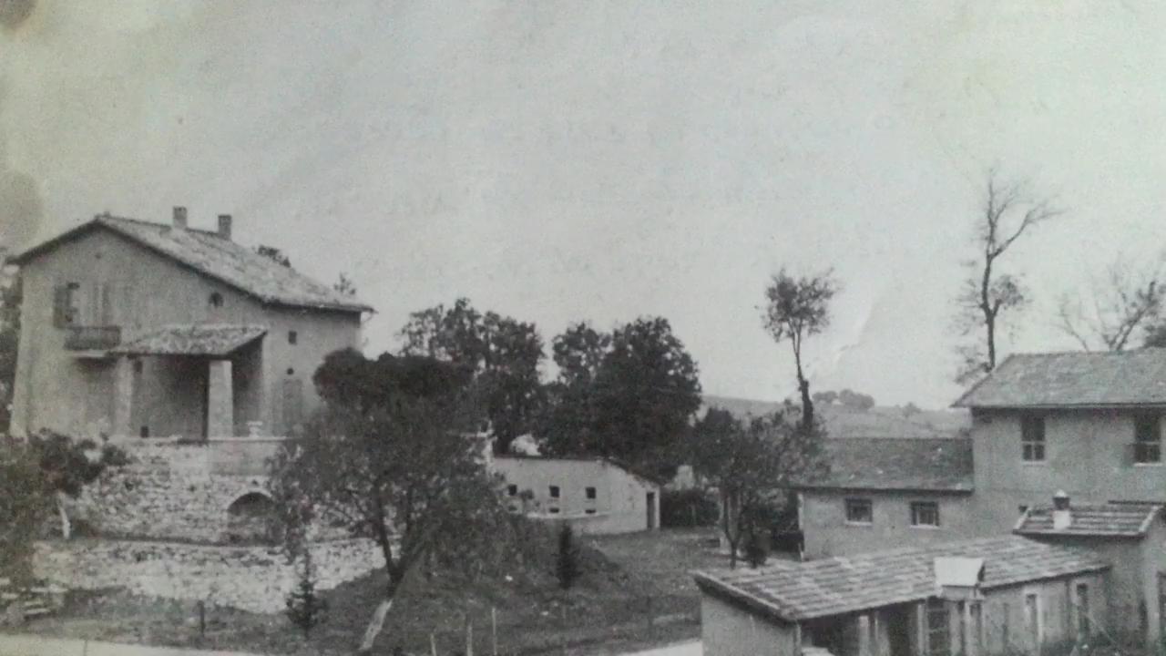 La vecchia casa di De Battistis
