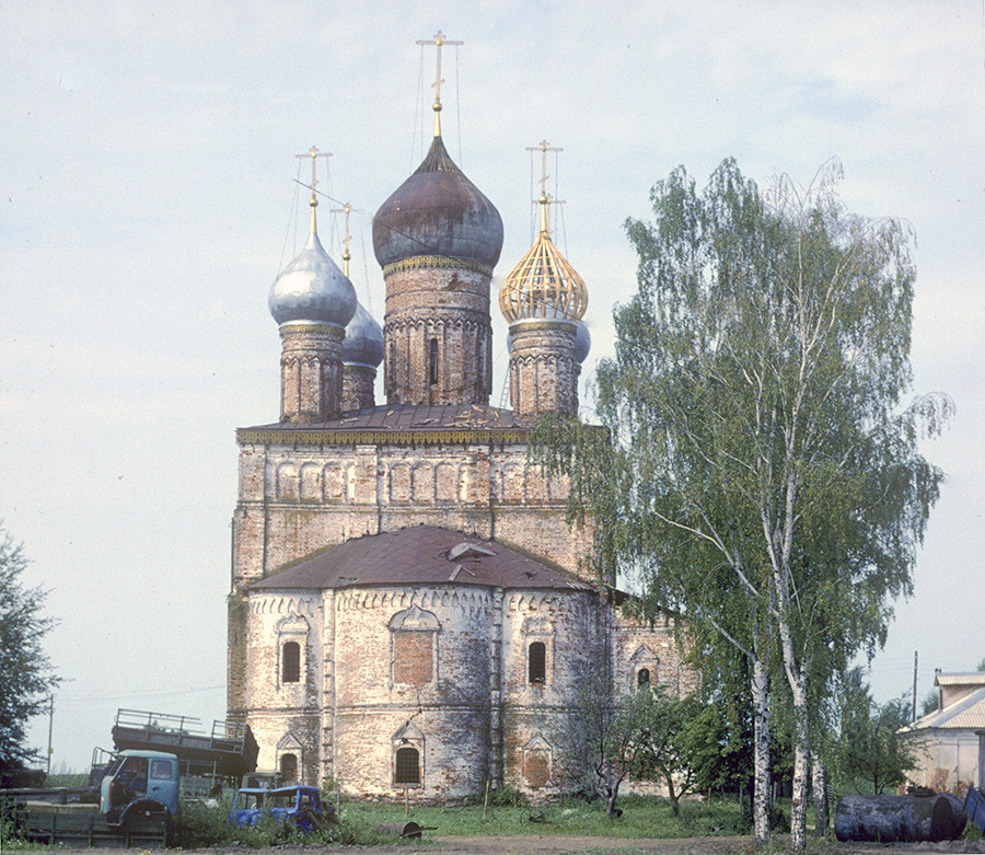 Church of the Transfiguration of the Savior