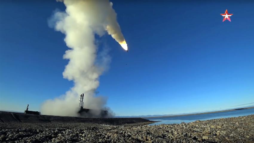 Vježbe ruskih raketnih sustava