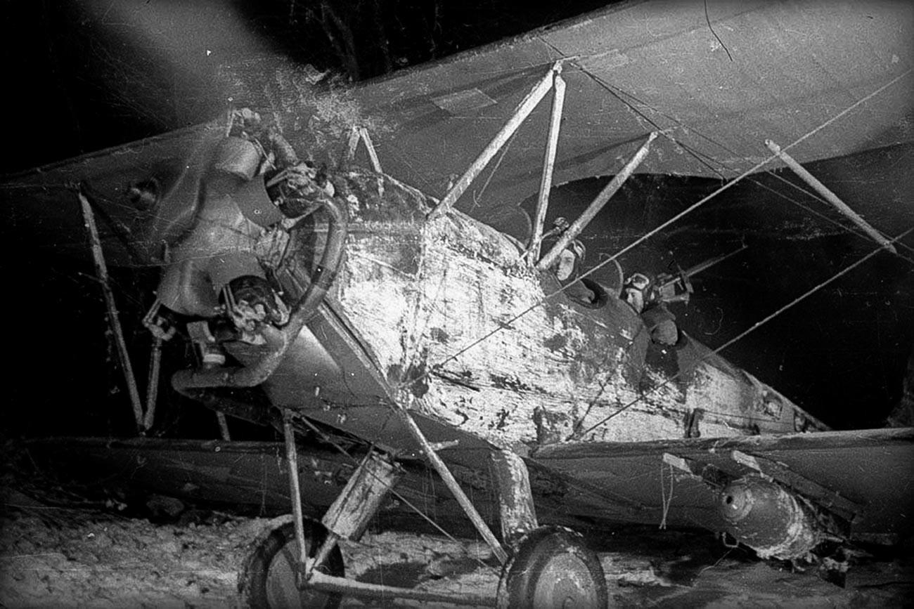 Авионот По-2