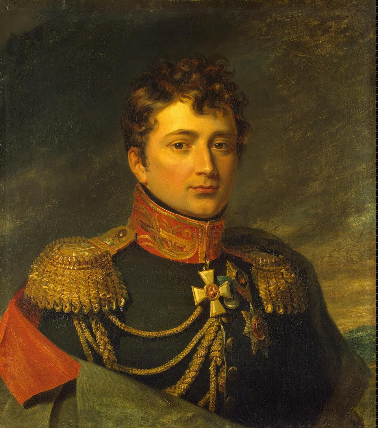 Guillaume Emmanuel Guignard, vicomte de Saint-Priest