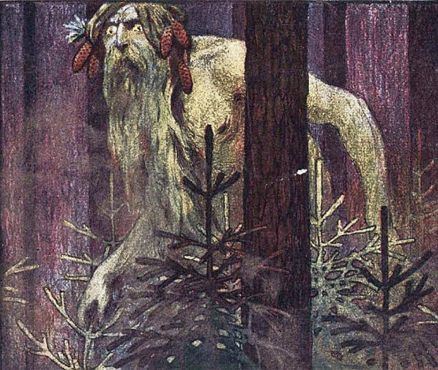 Илюстрация от обложката на сатирическото списание
