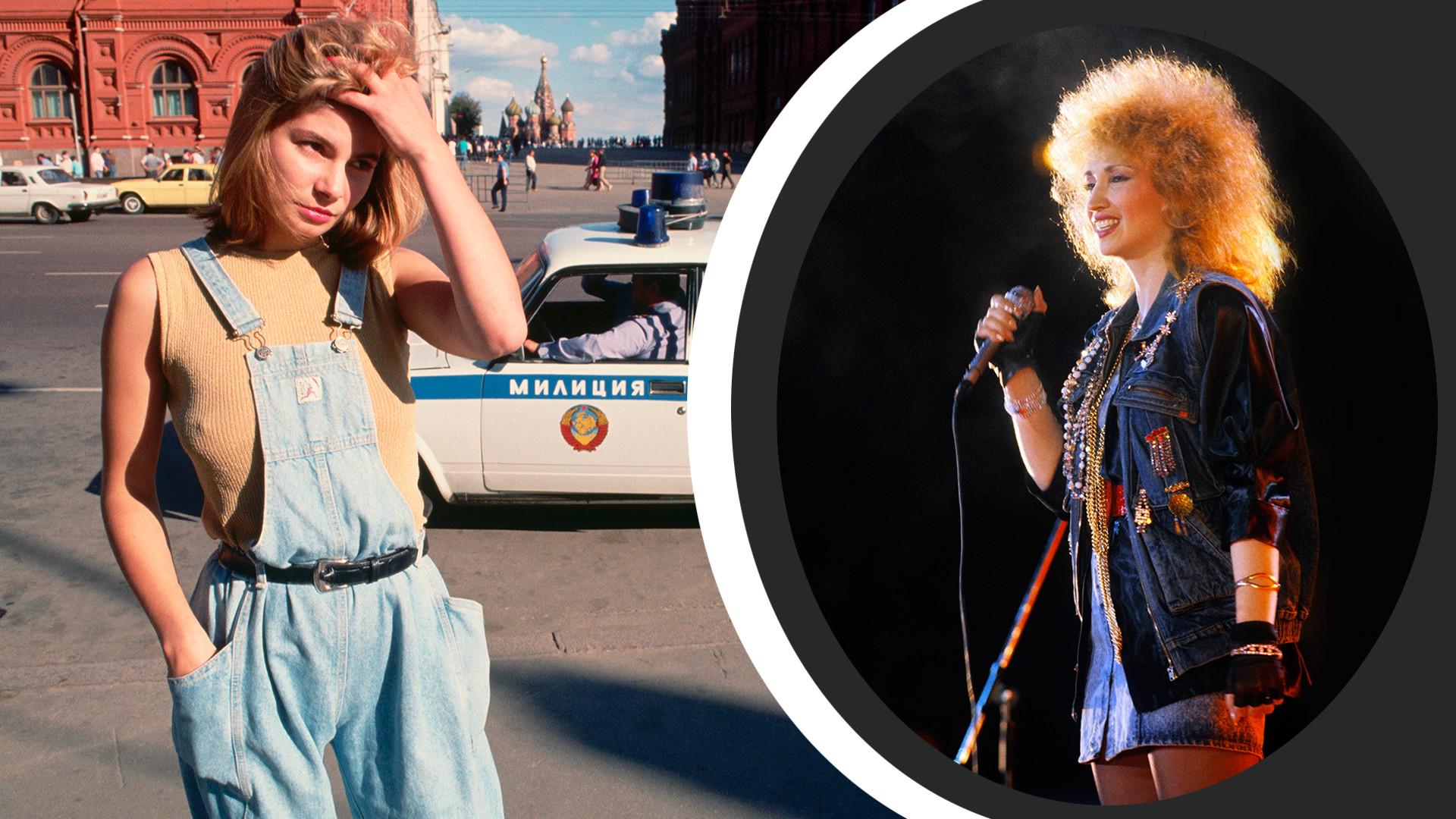 1990年代のロシア人女性(写真特集) - ロシア・ビヨンド