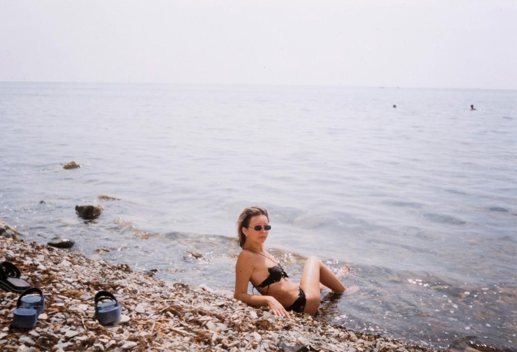 El mar en Gelendzhik