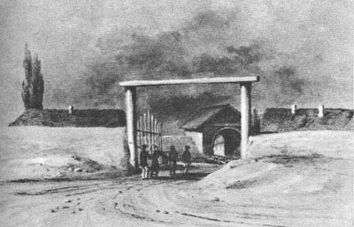 Тврдината Грознаја