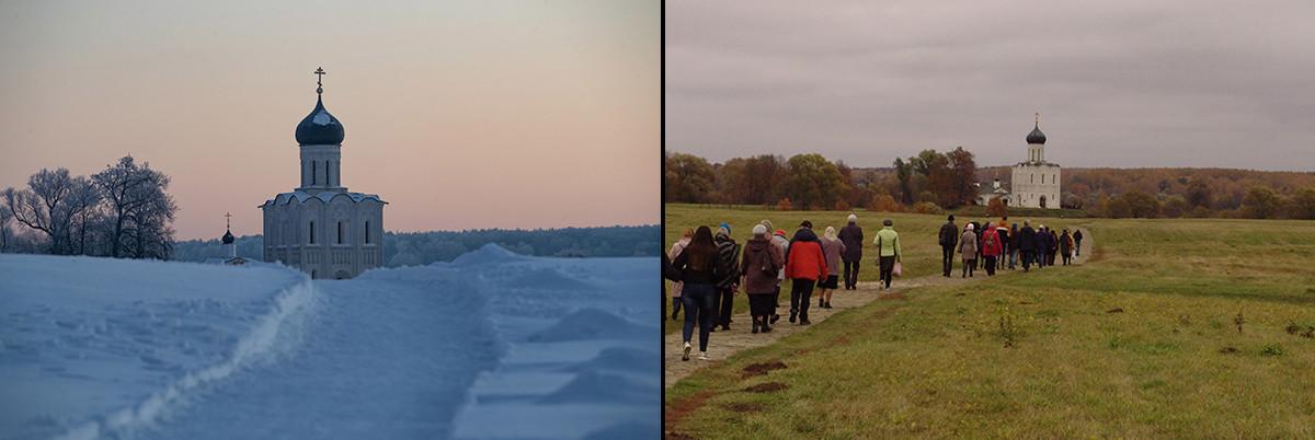 Inverno e início de outono