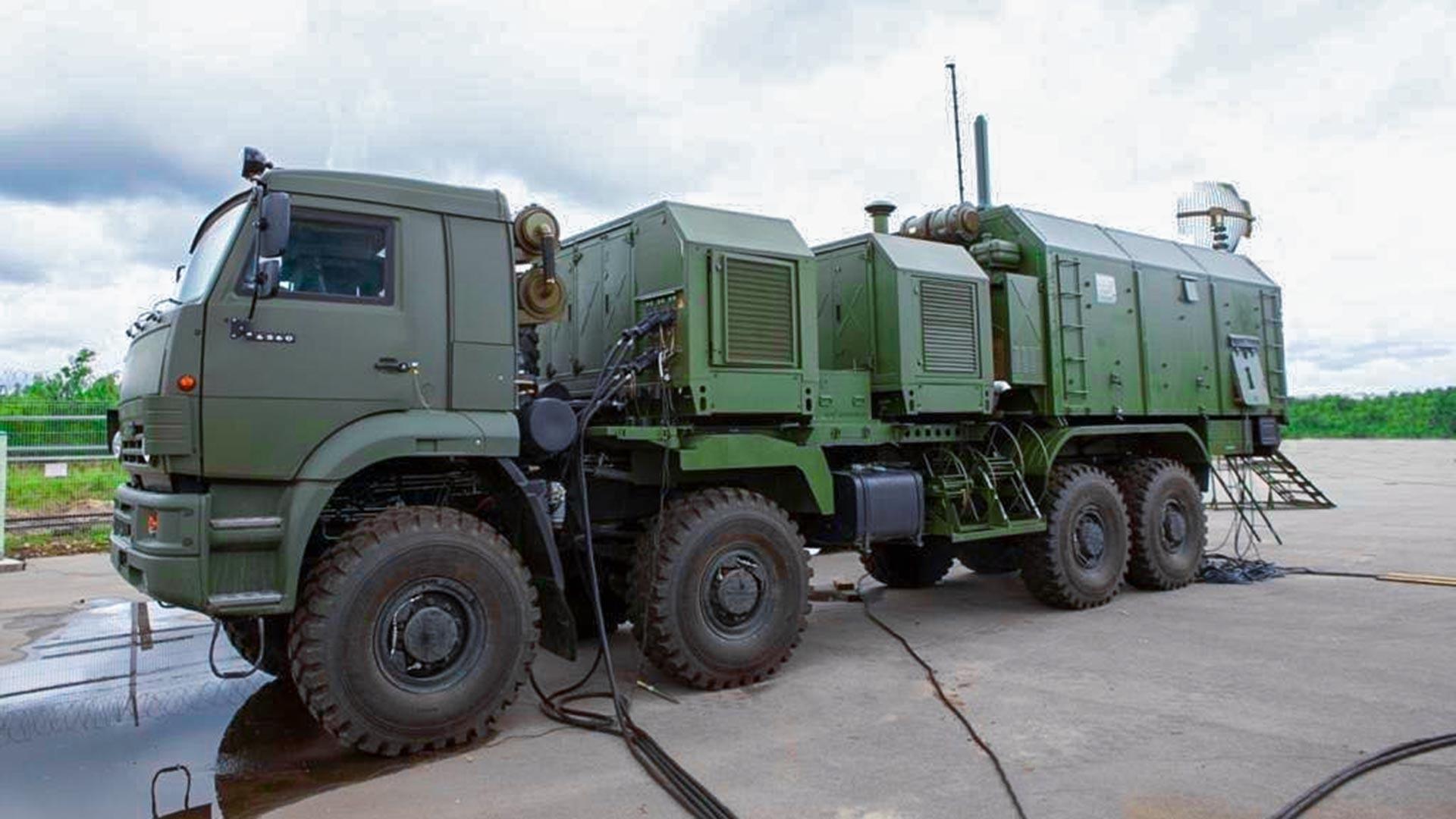 Прес-служба на Росообороноекспорт