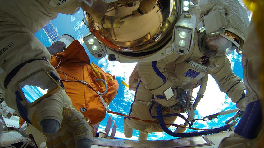 Perche In Russia Gli Astronauti Vengono Chiamati Cosmonauti Russia Beyond Italia