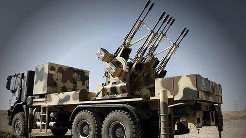 Iranska modifikacija sovjetskog topa ZU-23 - ZSU-23 (Mesbah-1)