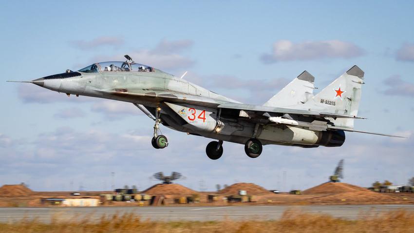 Jet tempur MiG-29