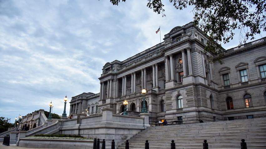 Библиотеката на Конгреса