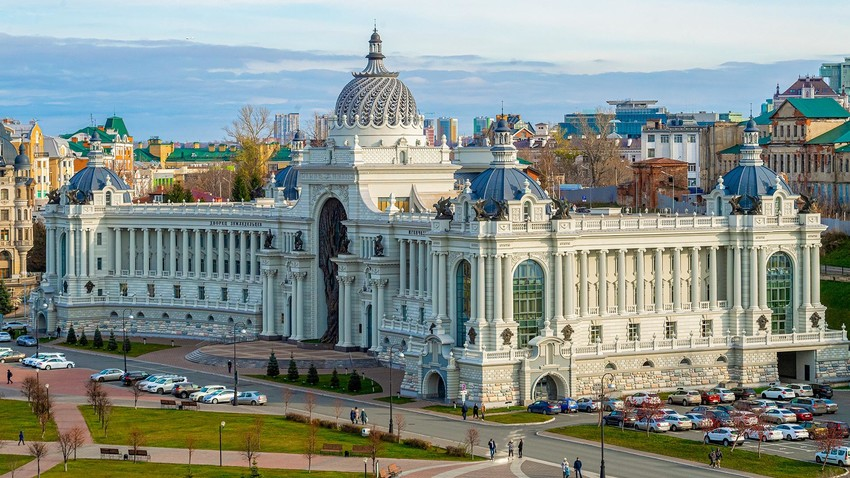 Istana Petani