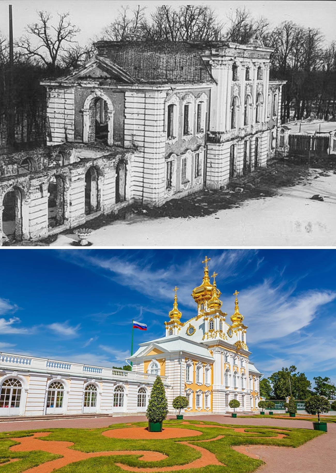 Дворска црква Петерхофа