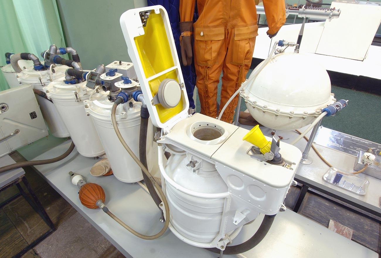 Sojuzovo vesoljsko stranišče