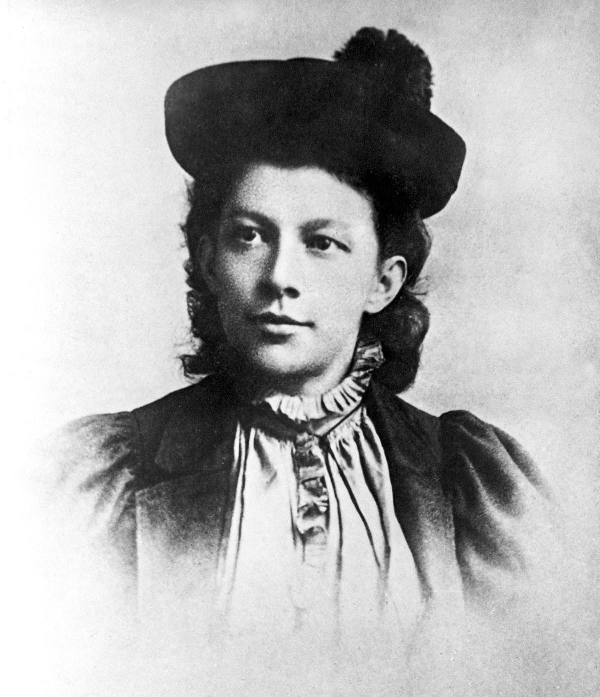 Anna Ulyanova (1864-1935)
