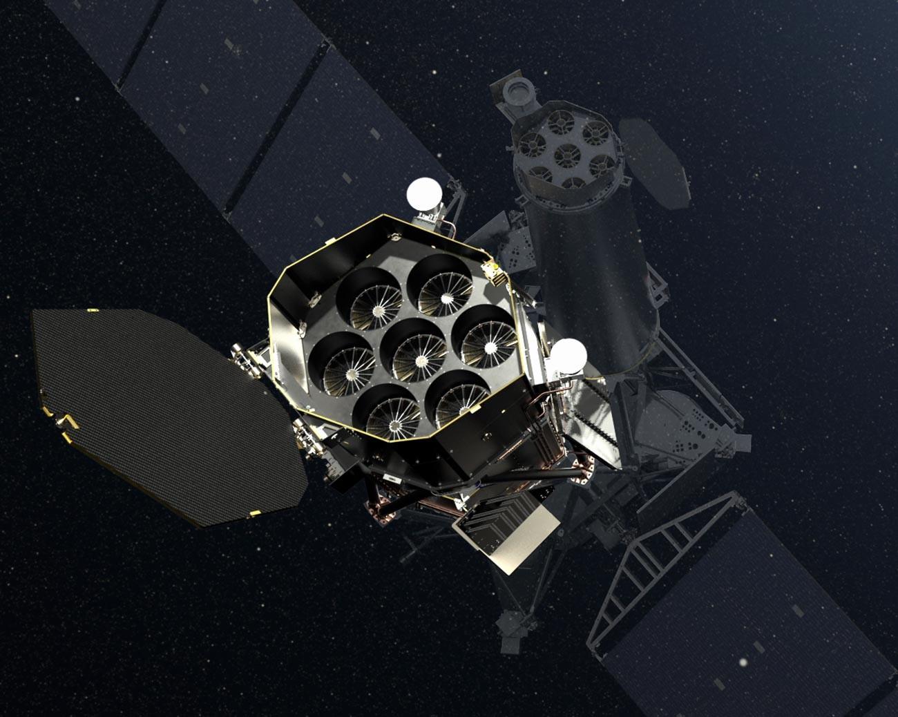 X線天文衛星スペクトルRG