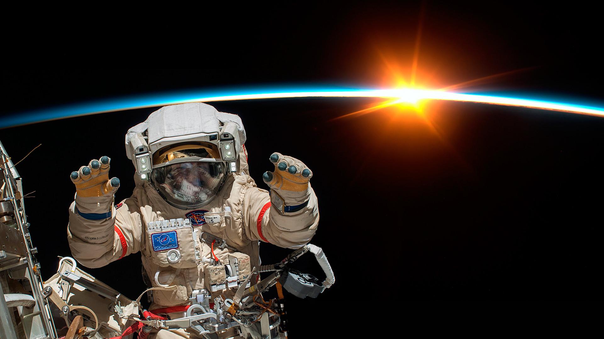 Pourquoi en Russie les astronautes sont-ils appelés «cosmonautes»? - Russia  Beyond FR
