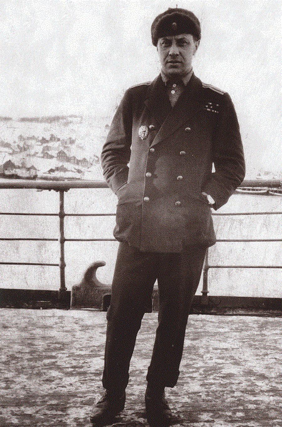 Георгий Чаплин