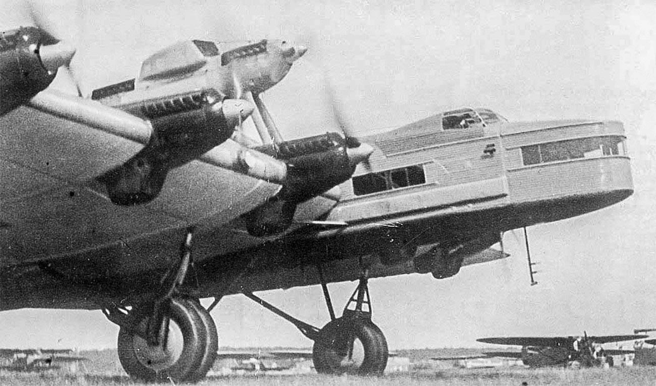 ANT-20飛行機