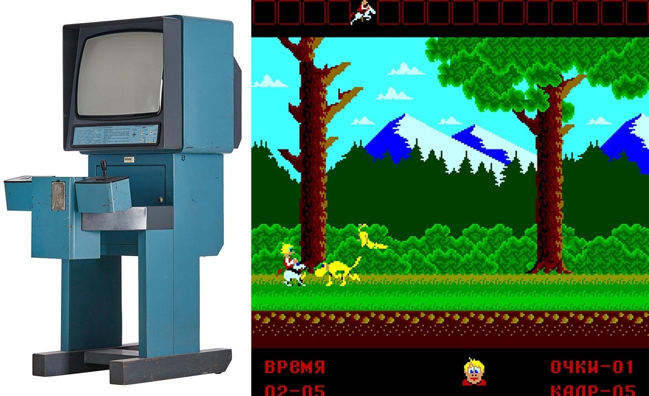 Советские игровые автоматы конек горбунок казино вип вулканов