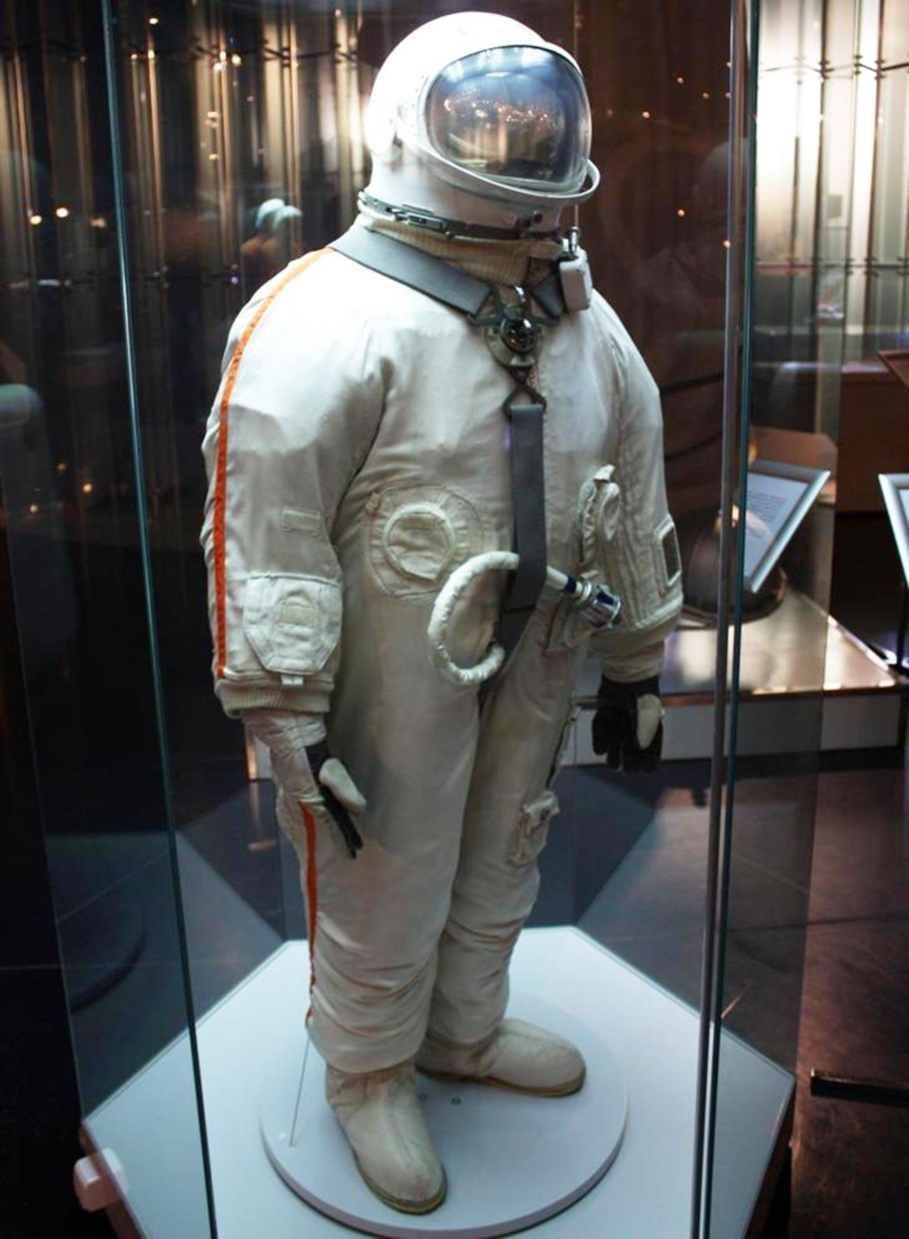 「ベルクト」宇宙服
