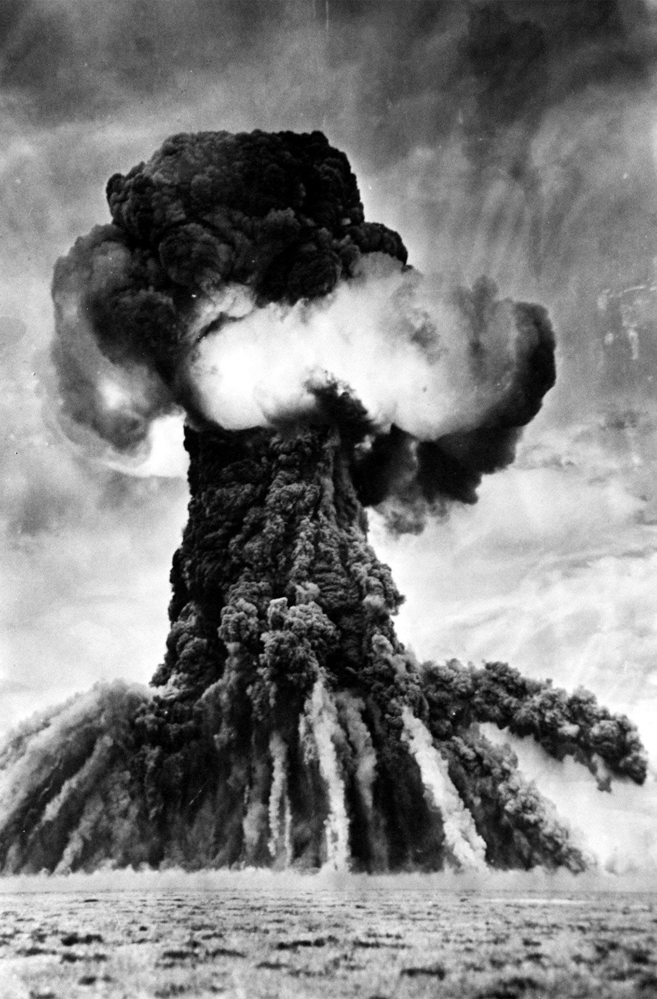 Нуклеарна експлозија