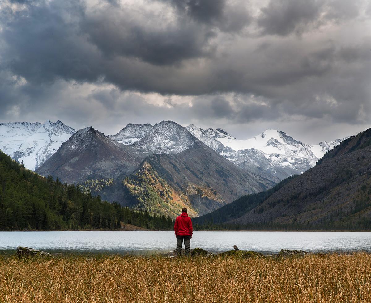 Multinskiye Lake, Altai.