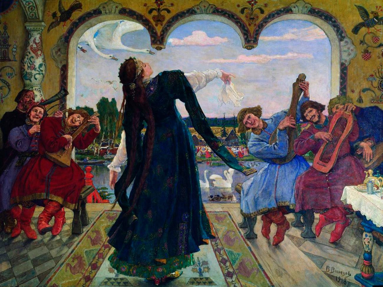 La Principessa Rana di Viktor Vasnetsov