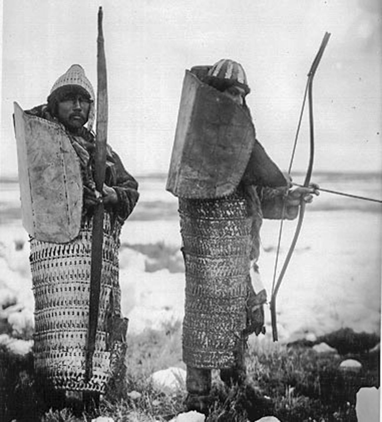 Chukchi warriors
