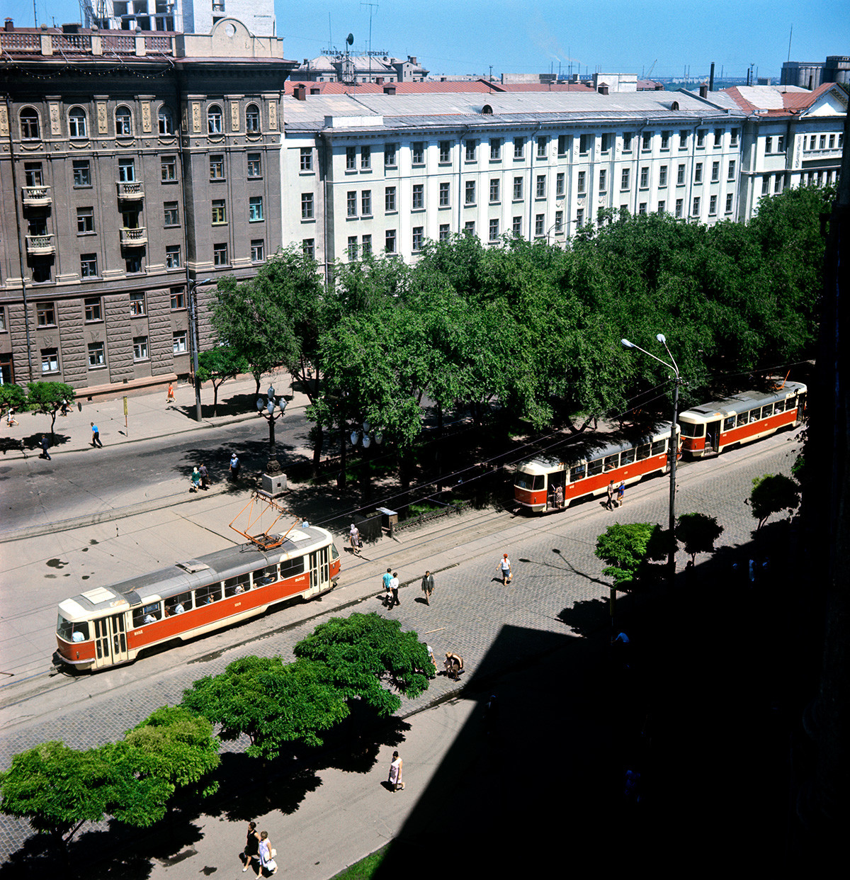 Dniepropetrovsk, 1970