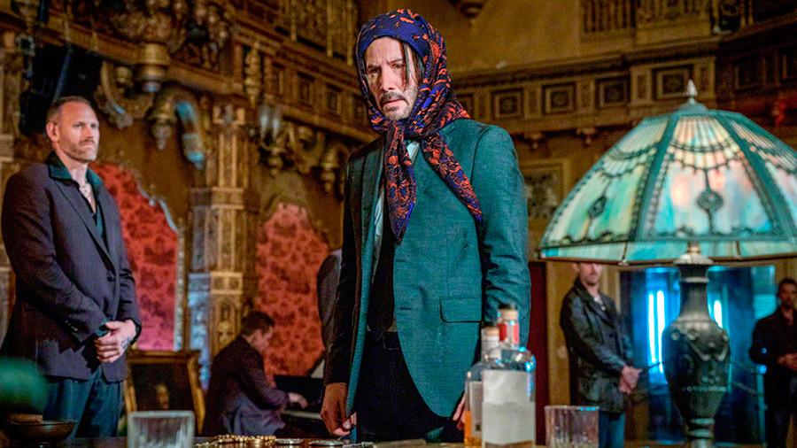 どうして『ジョン・ウィック』の主人公を「バーバ・ヤガー」(「ヤガー婆さん」:ロシア民話のキャラクター)と名付けたりしたのか。