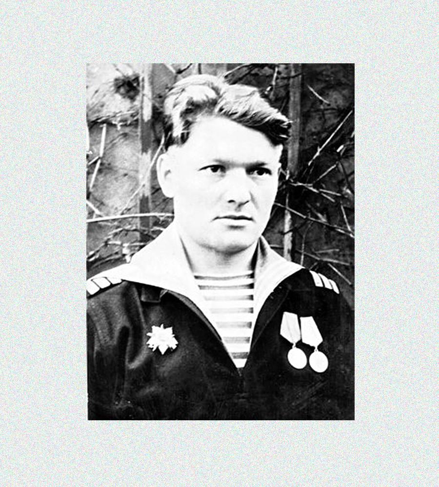 Алексей Михайлович Кудрявцев