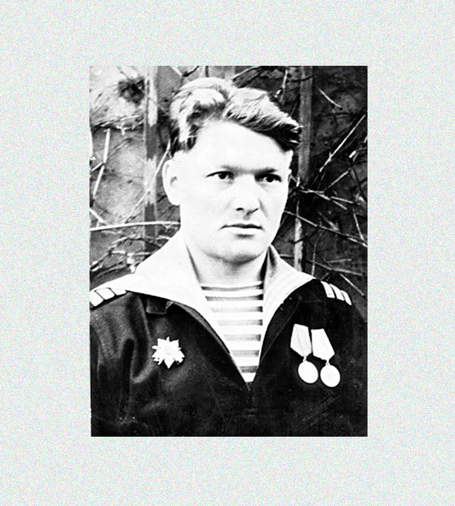 アレクセイ・クドリャフツェフ