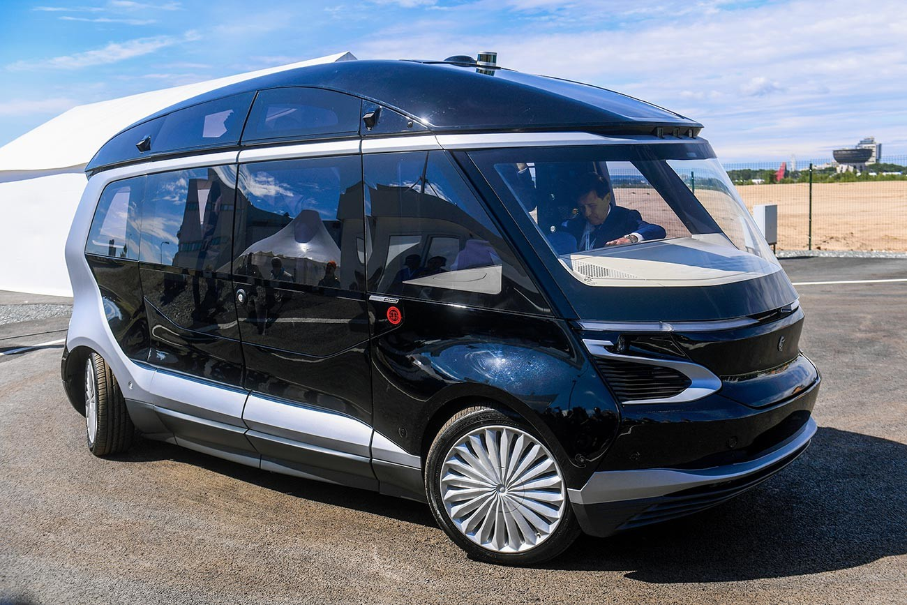 Probna vožnja autonomnog elektrobusa