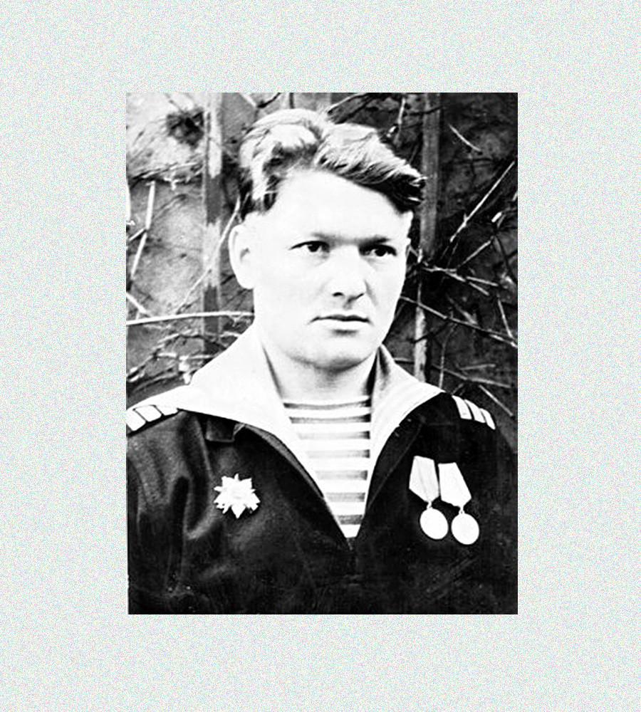 Алексеј Михајлович Кудрјавцев