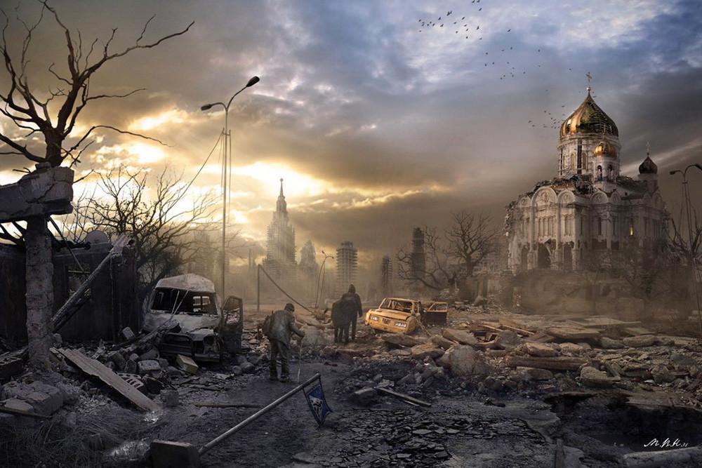 Los temas apocalípticos se han vuelto muy populares en estos últimos años.